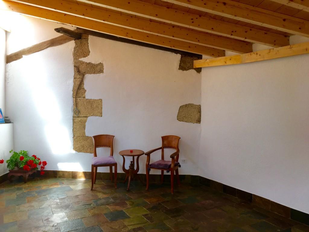 Hacienda Cristoforo - Halls - Huerta